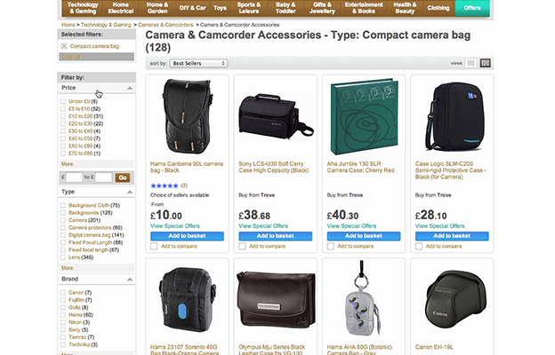 compatible product pages for enhanced user experience Know How to Improve Product Findability on Your Ecommerce Site