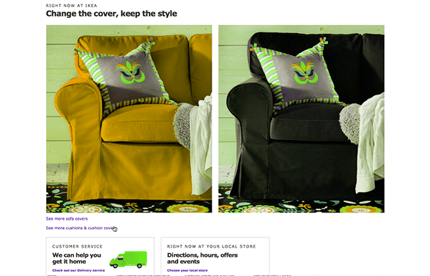 linking contextual Images to products directly Know How to Improve Product Findability on Your Ecommerce Site