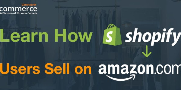 Shopify Users Sell on Amazon