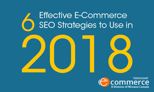 Effective ECommerce SEO Strategies
