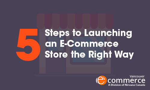 E-Commerce Store the Right Way